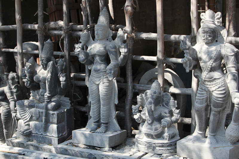 D source products stone carving mahabalipuram