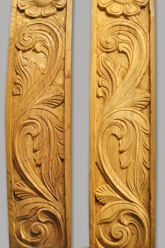 Relief wood carving ideas tattoo design bild