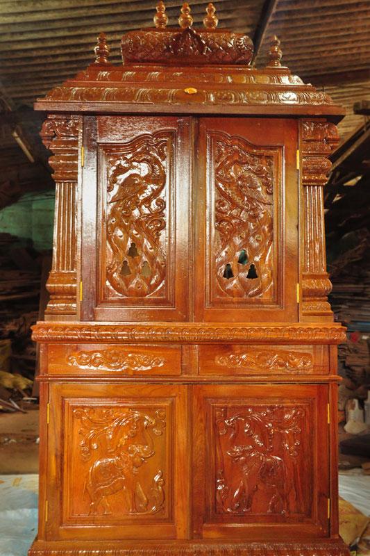 D Source Making Process Wood Carving In Karaikudi D