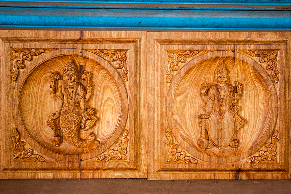 D Source Introduction Wood Carving Kerala D Source