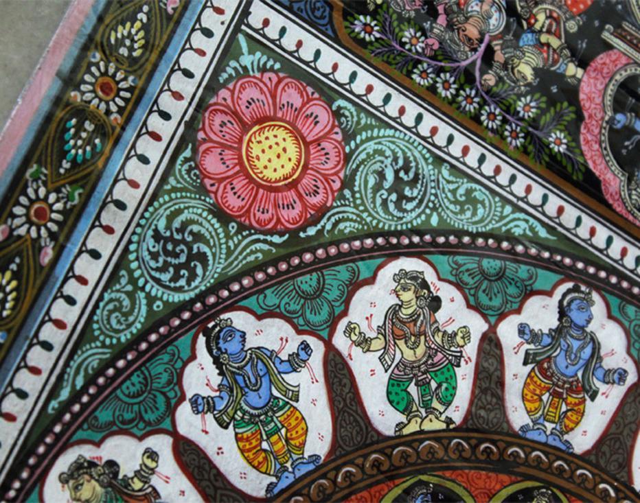 D Source Design Gallery On Patachitra Painting Orissa