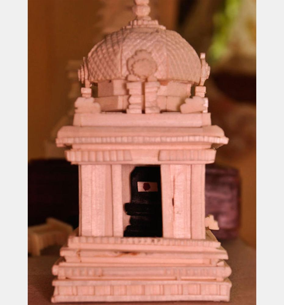 D'source Design Gallery on Pith Work - Thanjavur - Miniature works