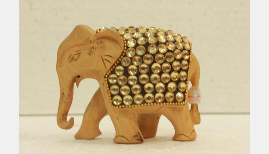 D'source Design Gallery on Handicraft Elephant - Wooden