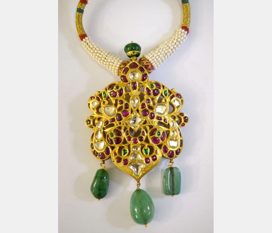 501d54f679dad D'source Design Gallery on Kundan - Meena Jewellery, Jaipur - Oldest ...