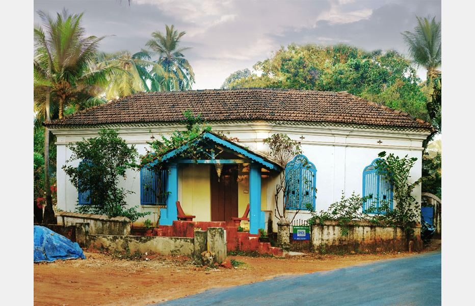 Dsource Design Gallery On Houses Of Goa Portuguese