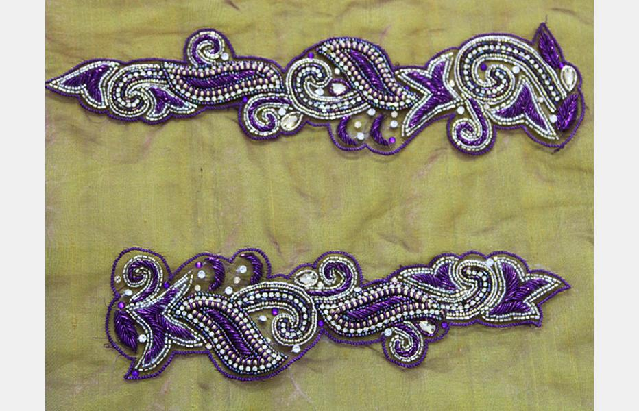 Dsource Design Gallery On Hand Embroidery Ahmedabad Traditional