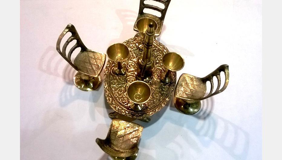 D'source Design Gallery on Kansara - Brass copper and metal ware   D
