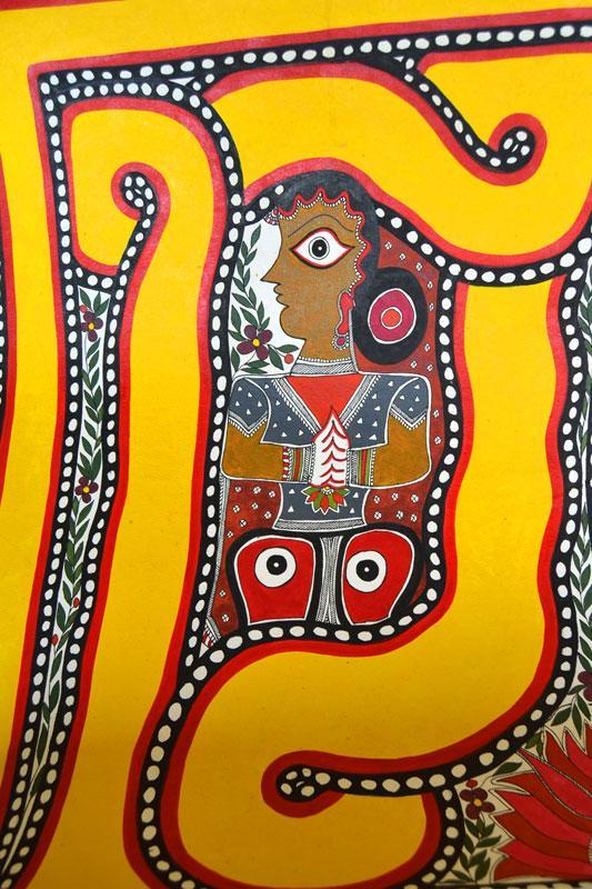 madhubani painting case study