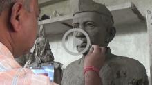 Marble Stone Carving - Varanasi