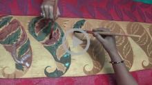 Block and Hand Printing - Varanasi