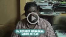 Flexible Brass Fish Craft - Ganjam, Orissa - Part 1