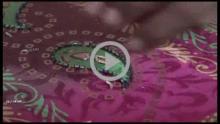 Zardozi Embroidery of Allahabad