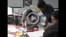 Calligraphy Demonstration